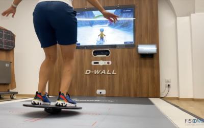 Esercizio Terapeutico con il D-Wall